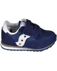 Saucony Jazz O 'Baby - Blau