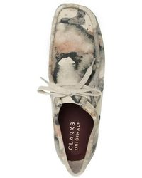 Clarks Shoes Blanco