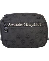 Alexander McQueen Stedelijke Heuptas - Zwart