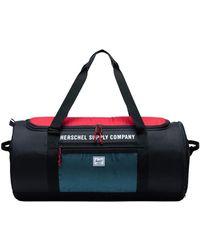 Herschel Supply Co. Sutton Duffle Athletics Bag - Zwart