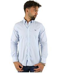 Harmont & Blaine Shirt - Blauw