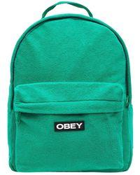 Obey Backpack - Groen