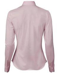 Stenströms Slimline shirt Rosa