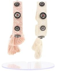 Dior Paire de bracelet - Rose