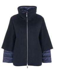 Gimo's Coat D.130.626 12 - Blauw