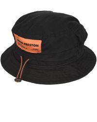 Heron Preston Hat - Zwart