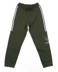 adidas Outline Pants - Groen