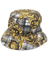 Versace Jeans Couture Bucket HAT - Gelb