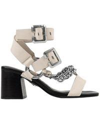 Bronx Jagg-er sandals - Blanco