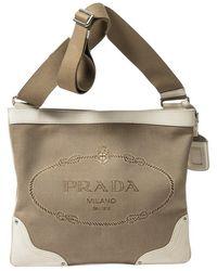 Pinko - Logo Jacquard Shoulder Bag - Lyst