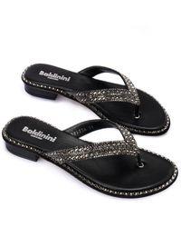 Baldinini Flip-flops - Noir