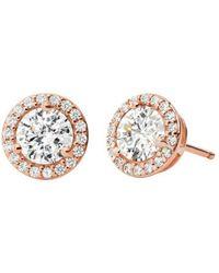 Michael Kors Mkc1035an791 Earrings - Roze