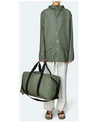 Rains Bolsa Weekend Duffel Bag Verde