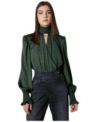 Silvian Heach Blusa A Body Verde