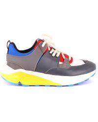 Dondup Sportschoenen - Grijs