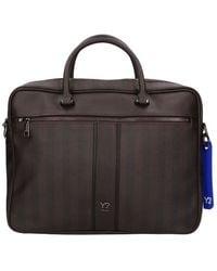 Y Not? 006f1 Briefcase - Bruin