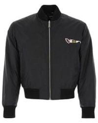 Versace Bomber Jacket - Zwart