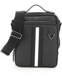Bally Mackao Crossbody Bag - Zwart