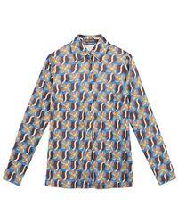Maliparmi Shirt - Blauw