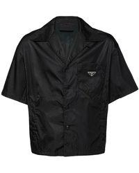 Prada Shirt - Zwart