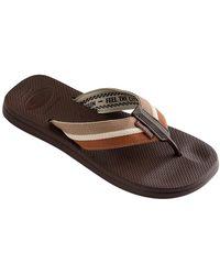 Havaianas Sandals - Bruin