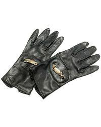 Gucci Gloves - Zwart