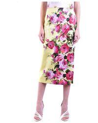 Blumarine Skirt - Geel