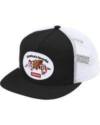 Supreme Cappello - Schwarz