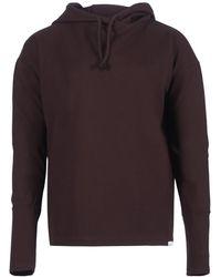 Penn&Ink N.Y Sweater w21t627 - Braun