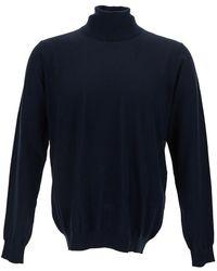 Laneus Sweatshirt - Bleu