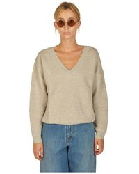 Bellerose Sweater - Neutro