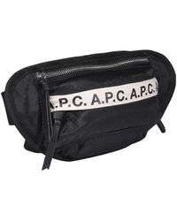 A.P.C. Bolso Negro