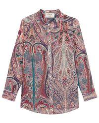 Ba&sh Shirt - Roze