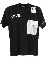 Burberry Camiseta de manga corta - Negro