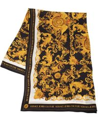 Versace Jeans Couture Scarf - Jaune