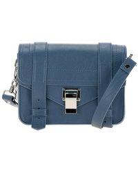 Proenza Schouler Handbag h00338l001p - Bleu