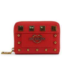 Love Moschino - Jc5651pp0bko Wallet - Lyst