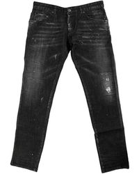 DSquared² Jeans Clement - Zwart