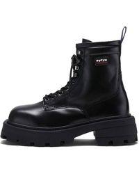 Eytys Kängor michigan leather - Negro