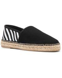 Off-White c/o Virgil Abloh Flat shoes Negro