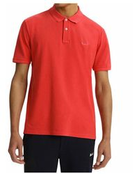 Woolrich Polo - Rot