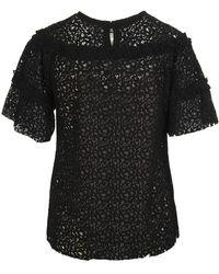 Elisabetta Franchi Shirt - Noir