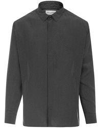 Saint Laurent Shirt - Zwart