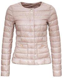 Herno Lightweight Jacket - Roze