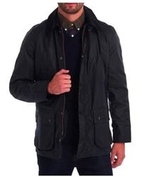 Barbour Jacket Ashby - Blauw