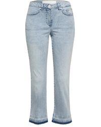 MARC AUREL Flair Jeans - Blauw