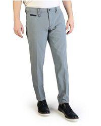 Yes-Zee Trousers - P630_xy00 - Blauw