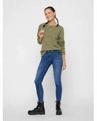 Pieces Jeans Mb207-Ba/Noos BC Azul