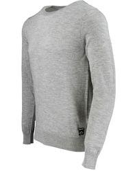 Replay Sweatshirt Gris