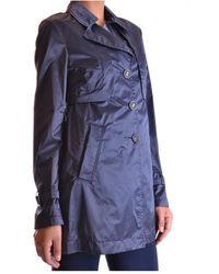 Geospirit Coat Azul